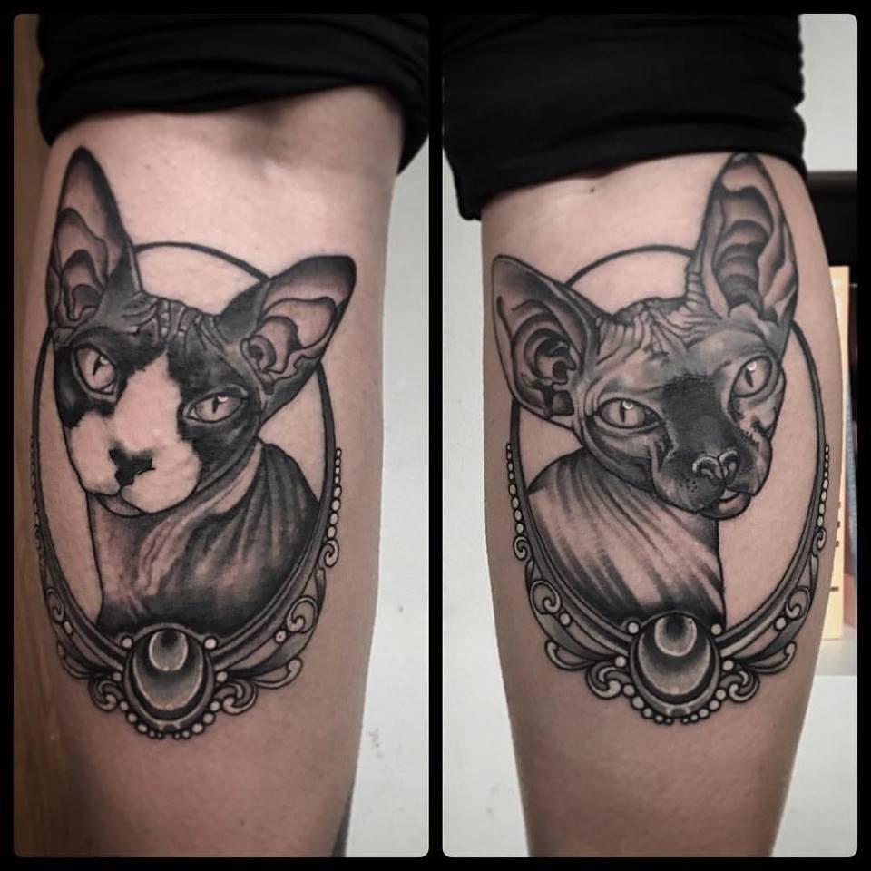 tattoos escort gids mooi