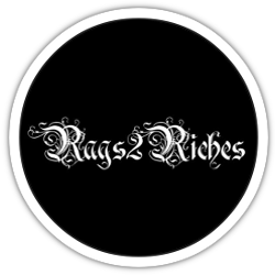 Rags2Riches Tattoo logo