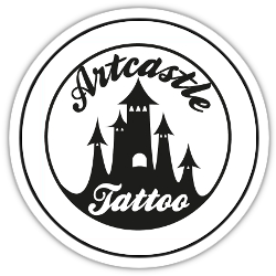 Artcastle Tattoo logo rond.png