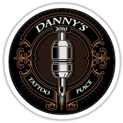 Danny's Tattoo Place logo.png