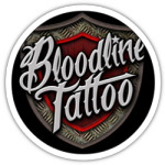 Bloodline Tattoo logo