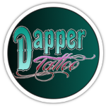 Dapper Tattoo logo