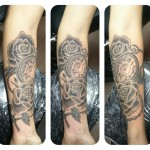 Red Rose Tattoo 2