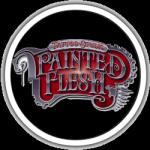 Painted Flesh Tattoo