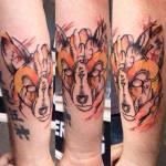 Tribal Trading tattoo