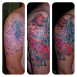 Red Rose Tattoo 7