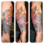Red Rose Tattoo 5