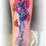My Precious Ink klaproos.jpg