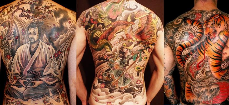 japanese tattoos irezumi meaning and history with pictures - 870×400