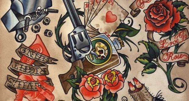 Old School Tattoo Tattoo Platform