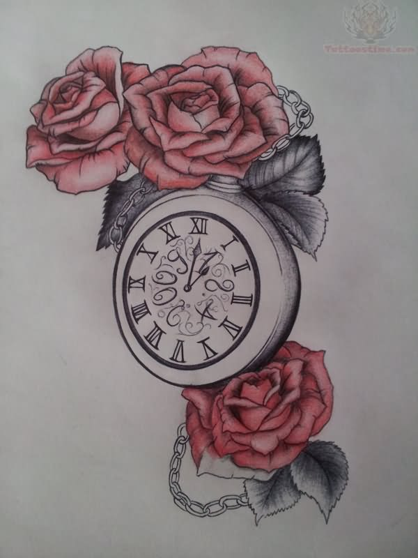Klok Tattoo Inspiratie En De Betekenis