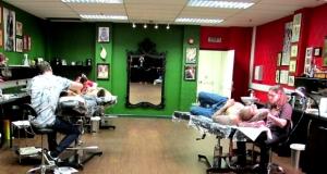 Aantal tattoo shops verdubbeld
