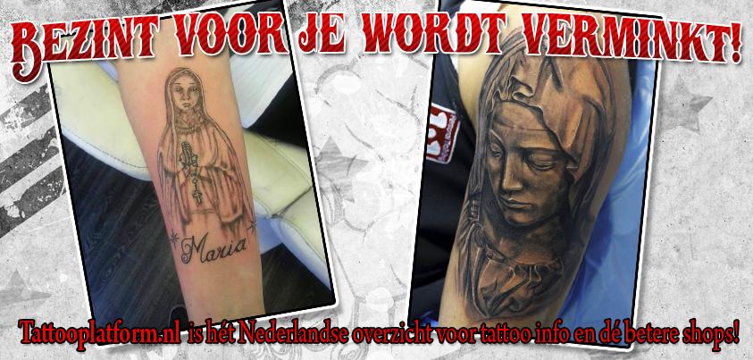 Laat je verminken voor maar 15 euro! – Tattoo Platform  Verminkt