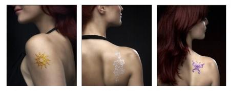 Body glitter dames