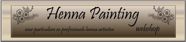 Henna painting 7