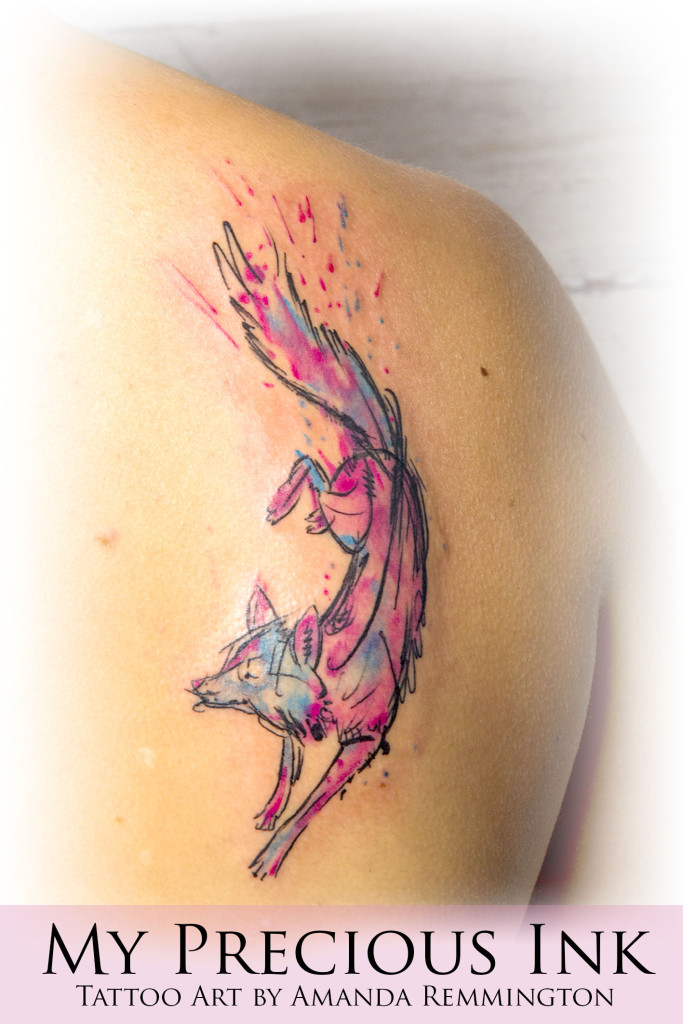 My Precious Ink tattoo van de dag