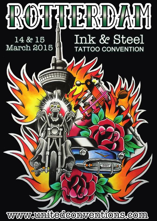 Tattoo Conventie Rotterdam