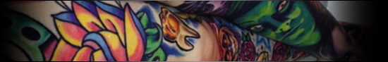 Tattoo artiesten