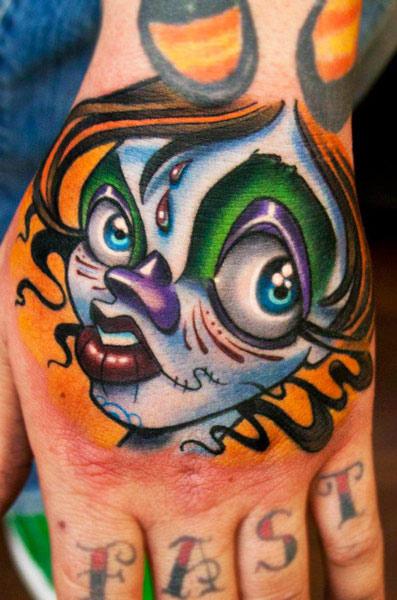 Apologise, hand job tattoo speaking