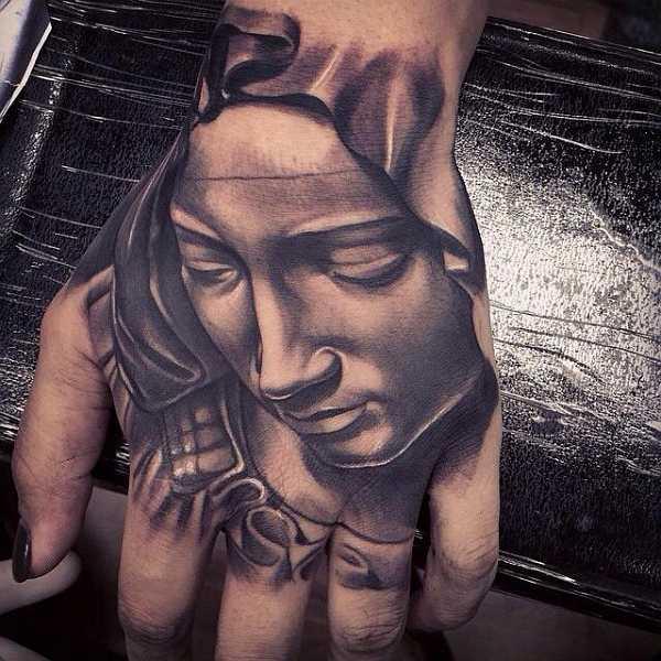 Crazy Hand Jobs Hand Tattoos Tattoo Platform