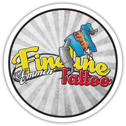 Fineline Tattoo logo