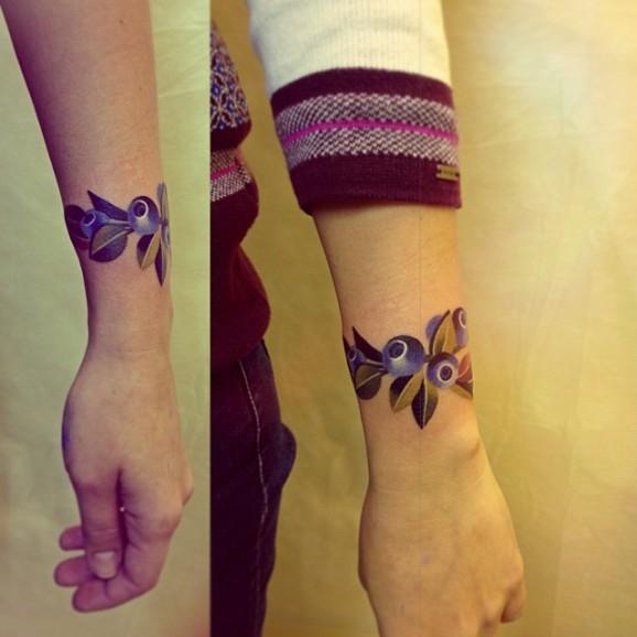 20 Mooie Pols Tattoos
