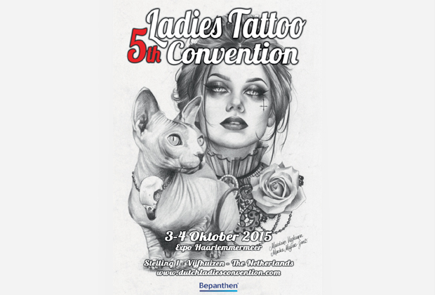 5th Dutch Ladies Tattoo convention