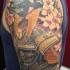 Tattoo van de dag door Rosana