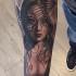 Tattoo van de dag door Icon