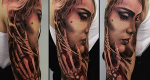 Thomas Kynst Tattoo van de dag