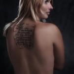 Tattoo selfie 2