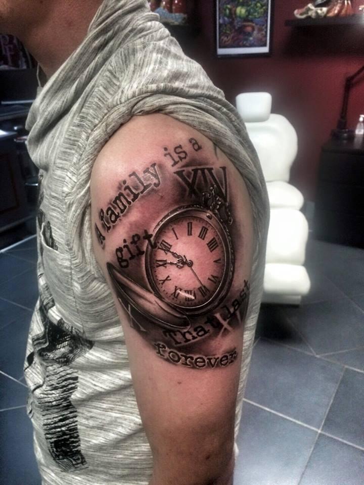 Gerrit Bekman Tattoo van de dag
