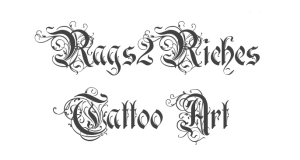 Rags2Riches Tattoo Art