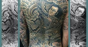 Robert Aalbers Tattoo van de dag