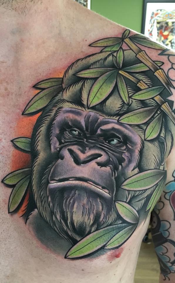 Tattoo van de dag Rick Scholten