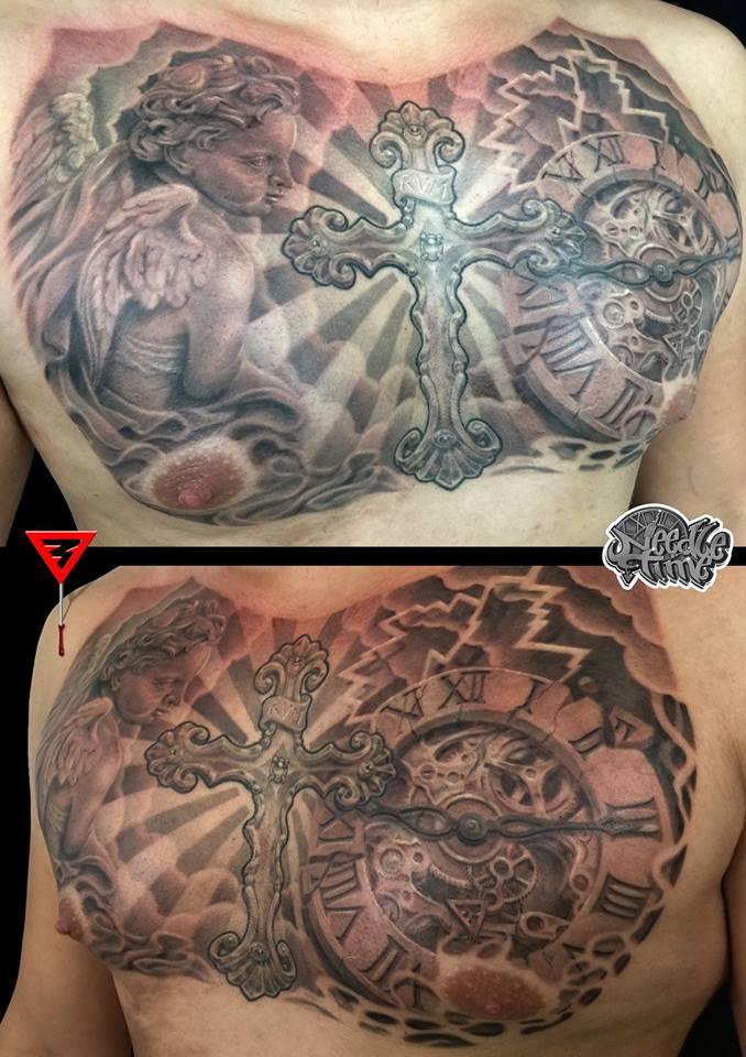 Tattoo van de dag van Viggo Kroos