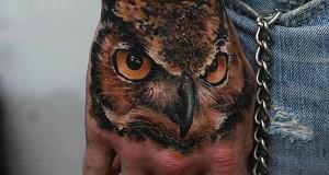 De mooiste hand tattoos