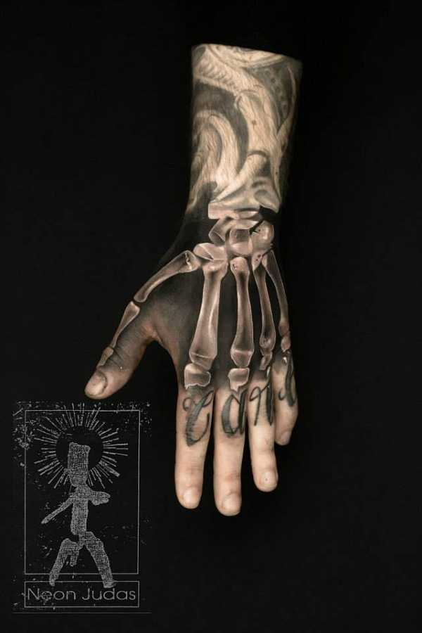 De Mooiste Hand Tattoos Tattoo Platform