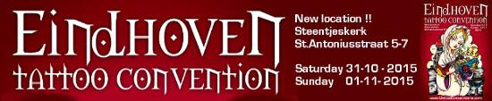 Eindhoven Tattoo conventie 1