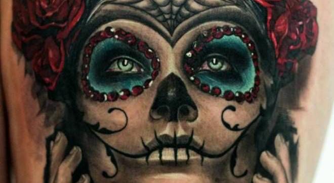 Sugar Skull En De Betekenis Tattoo Platform