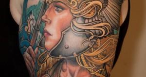 Tattoo van de dag