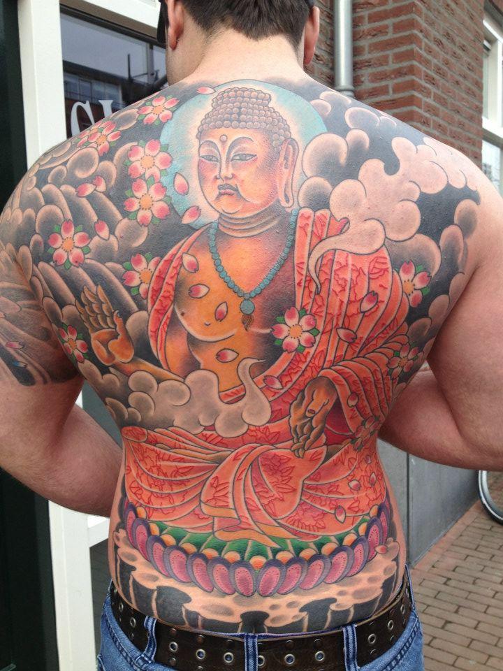 Tattoo van de dag door Jan Traa