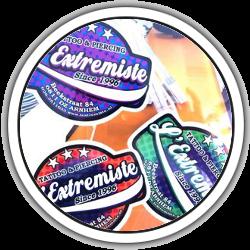 Lextremiste logo