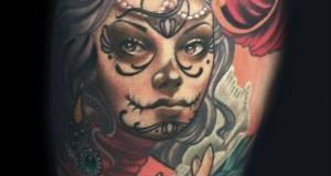 Tattoo van de dag door Errol