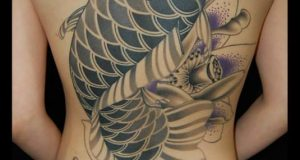 Tattoo Magu, tattoo van de dag