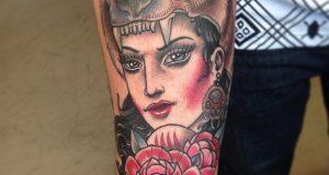 Roger Merling Meijer Tattoo van de dag