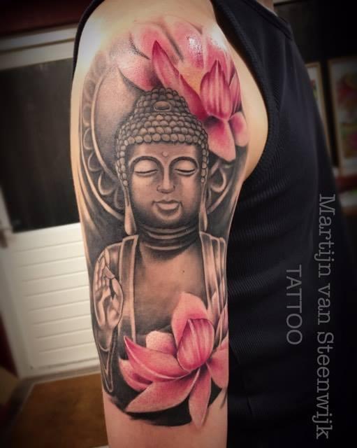 Tattoo van de dag door Martijn van Steenwijk