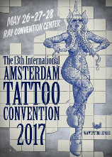 Amsterdam Tattoo convention