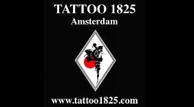 TATTOO 1825 Amsterdam Banner small