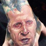 Hand Tattoo 3
